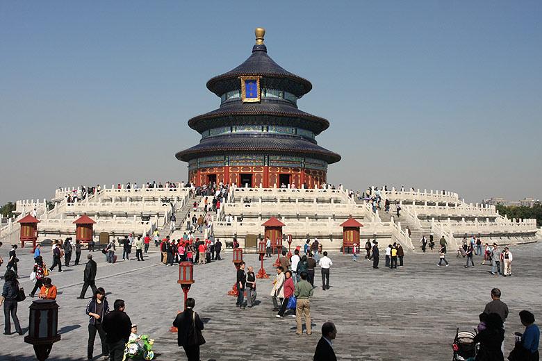 китай пекин фото достопримечательности